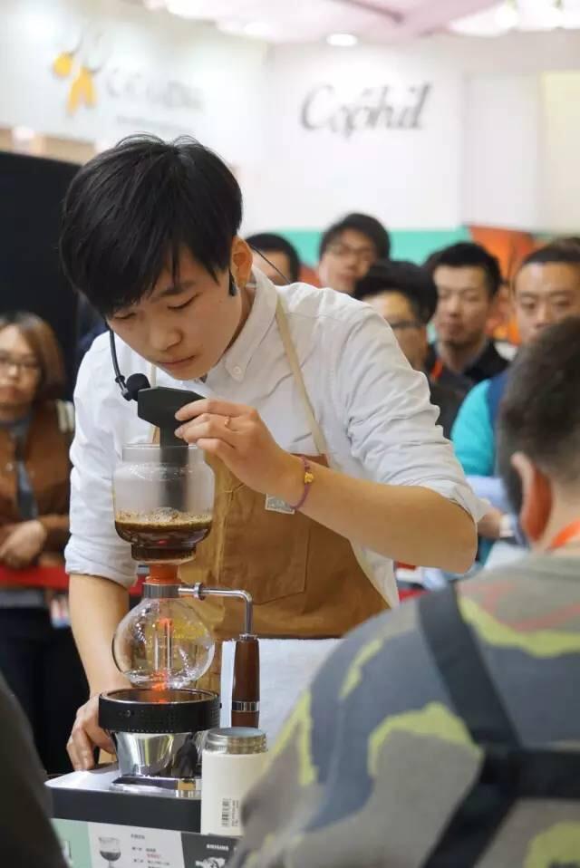 杜嘉宁 世界咖啡师大赛