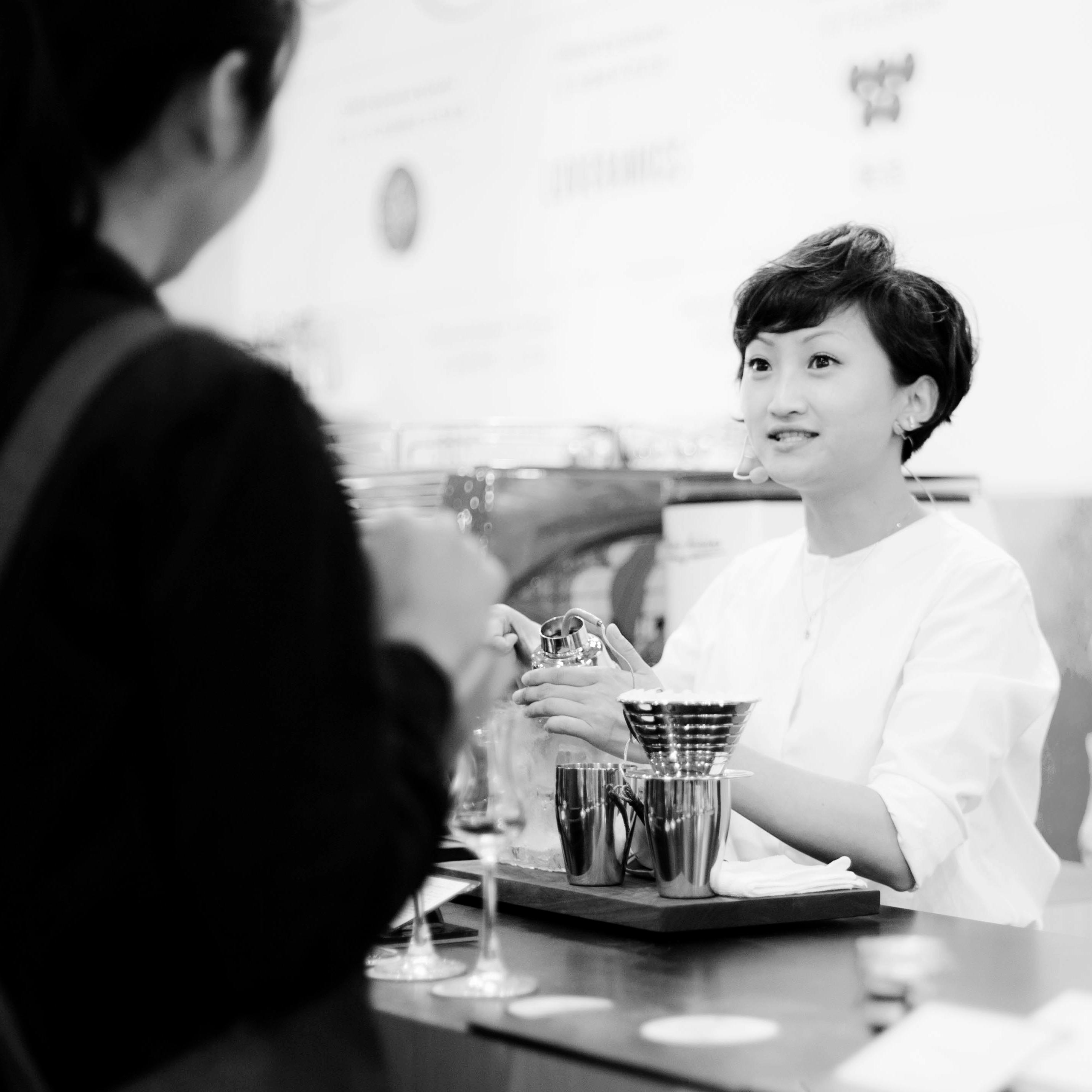 胡颖 世界咖啡师大赛2
